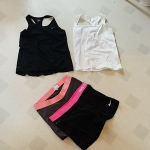 Workout set!